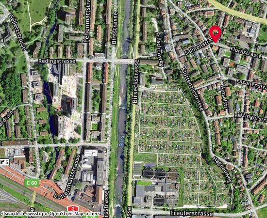 4127 Birsfelden Florastrasse 1