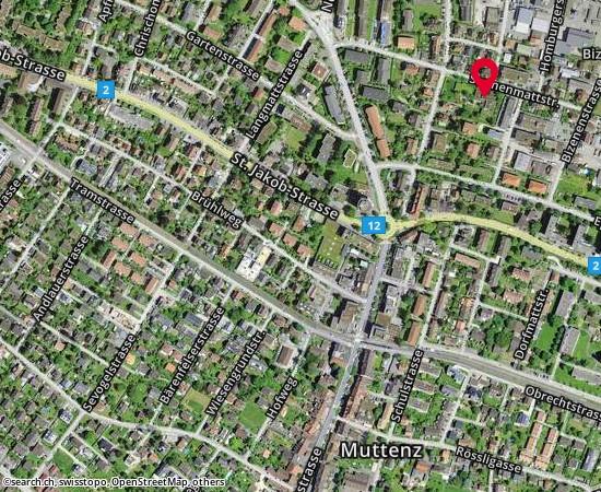 4132 Muttenz Sonnenmattstrasse 4