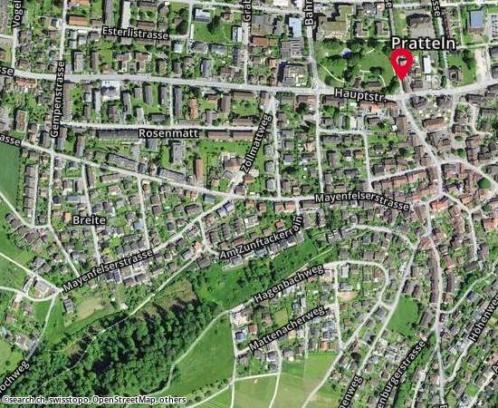 4133 Pratteln Burggartenstrasse 41