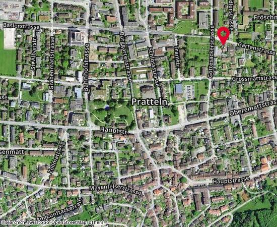 4133 Pratteln Gartenstrasse 4