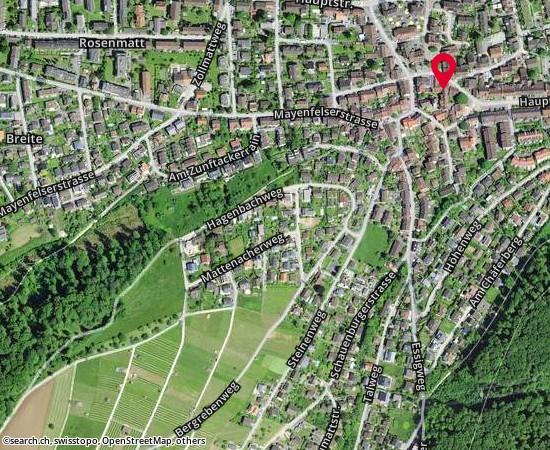 4133 Pratteln Hauptstrasse 32