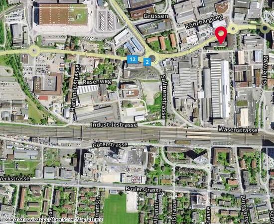 4133 Pratteln Hohenrainstrasse 10