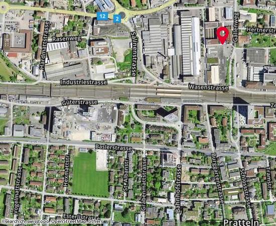 4133 Pratteln Hohenrainstrasse 12c