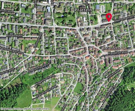 4133 Pratteln Oberemattstrasse 21