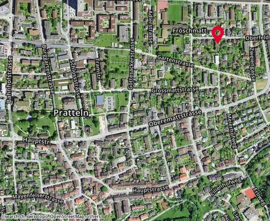 4133 Pratteln Oberfeldstrasse 10