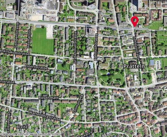 4133 Pratteln Schlossstrasse 15
