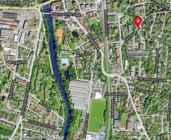 4153 Reinach Rainweg 37