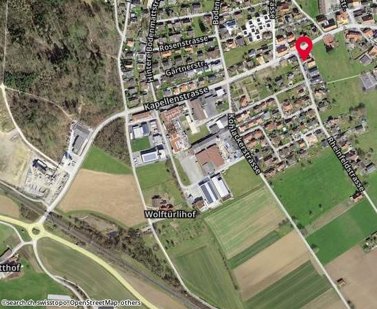 4323 Wallbach Kapellenstrasse  14
