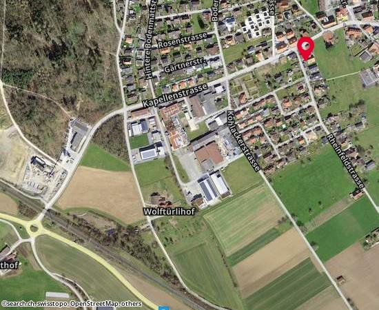 4323 Wallbach Rheinfeldstrasse  1