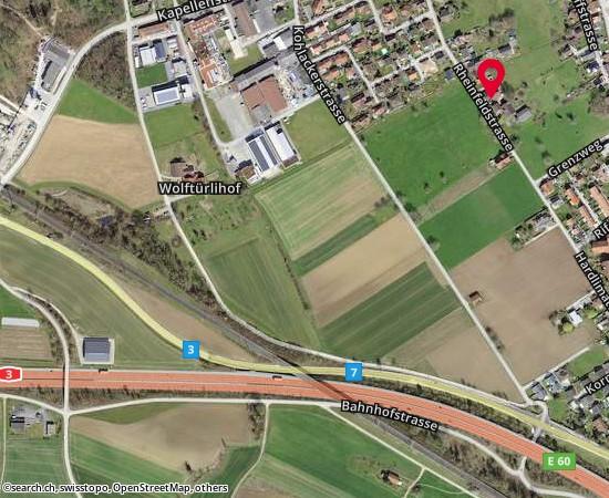 4323 Wallbach Rheinfeldstrasse 33