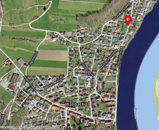 4323 Wallbach Rheinstrasse