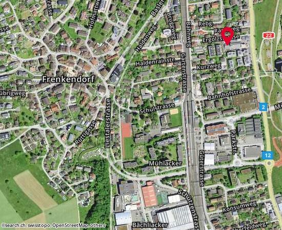 4402 Frenkendorf Rheinstrasse 41