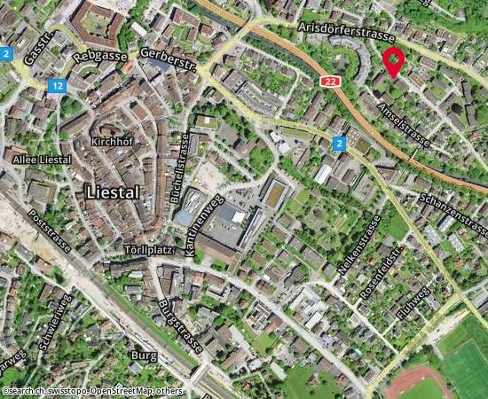 4410 Liestal Heidenlochstrasse 10