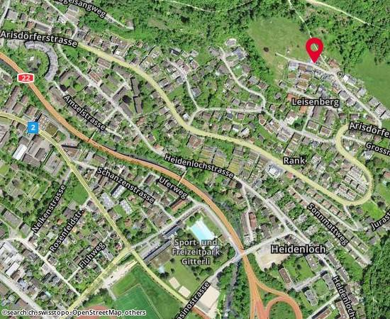 4410 Liestal Hurlistrasse 36