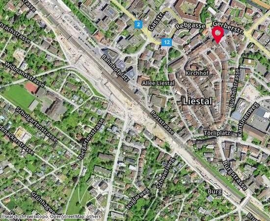 4410 Liestal Meyer-Wiggli-Strasse