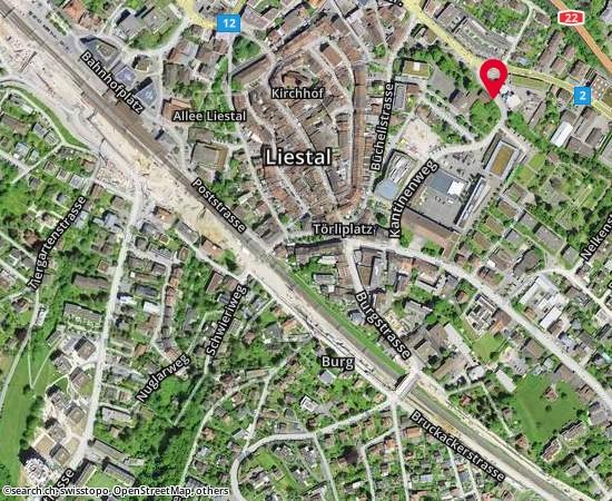 4410 Liestal Nonnenbodenweg