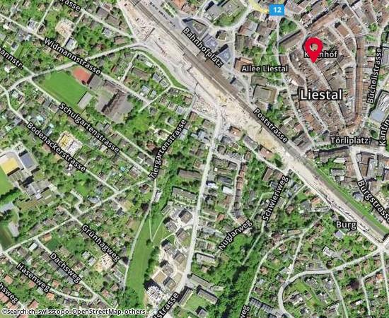 4410 Liestal Rathausstrasse 25