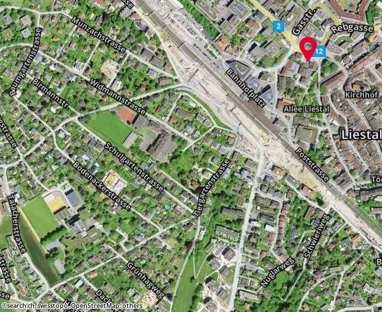 4410 Liestal Rheinstrasse 3
