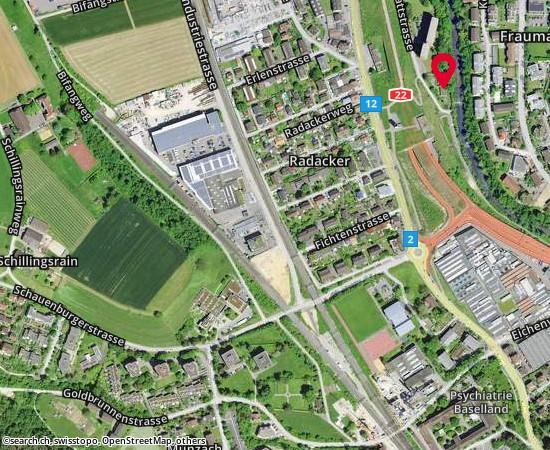 4410 Liestal Weiermattstrasse 8