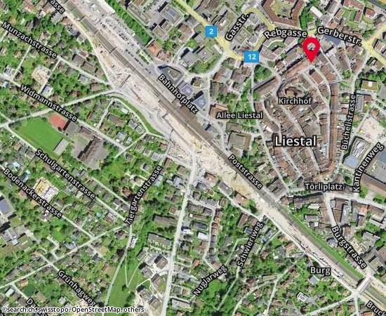 4410 Liestal Zeughausplatz 15