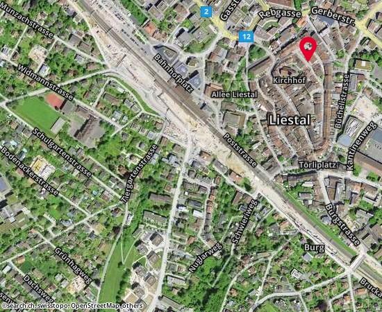 4410 Liestal Zeughausplatz 28