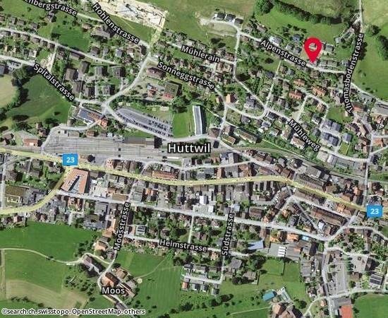 4950 Huttwil Alpenstrasse 12