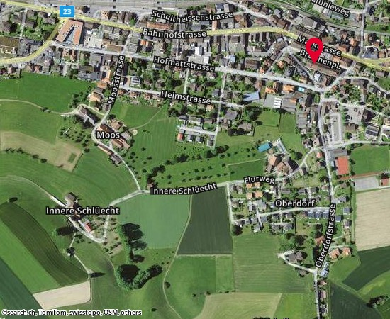 4950 Huttwil Brunnenplatz 8