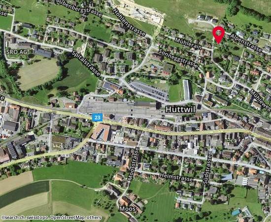 4950 Huttwil Sonnhaldenstrasse 14