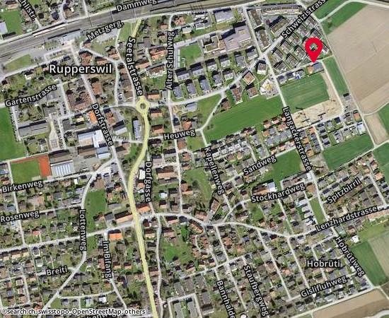 5102 Rupperswil TG Schweizistr./Alter Schulweg