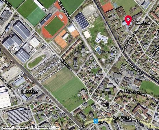 5610 Wohlen Allmendstrasse 26