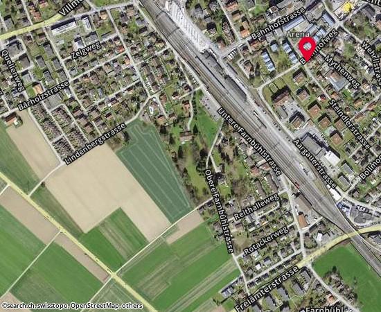 5610 Wohlen Bahnhofweg 15