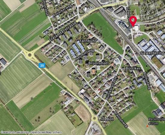 5610 Wohlen Dammweg 45