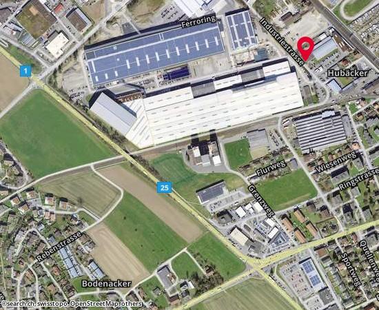 5610 Wohlen Industriestrasse 22