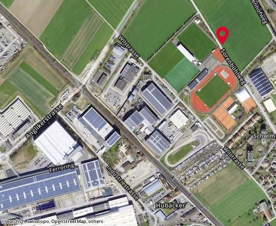 5610 Wohlen Stadion Niedermatten 76