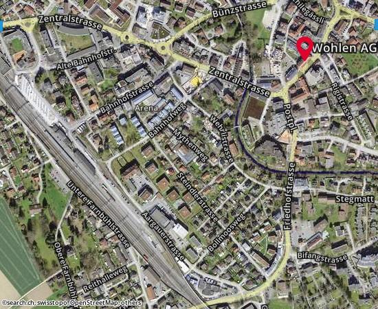 5610 Wohlen Zentralstrasse 20
