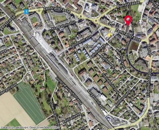 5610 Wohlen Zentralstrasse 34a