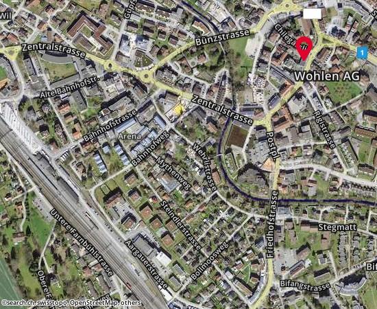 5610 Wohlen Zentralstrasse 4