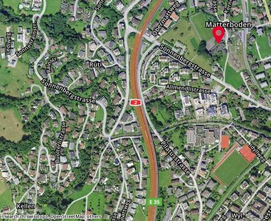 6052 Hergiswil Baumgartenweg 7