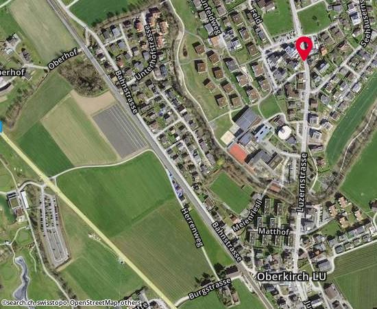 6208 Oberkirch Luzernstrasse