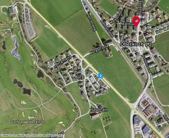 6208 Oberkirch Luzernstrasse 66
