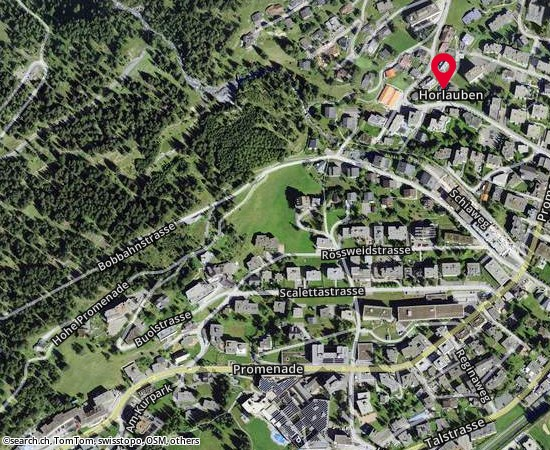 7260 Davos Dorf Horlaubenstrasse 6