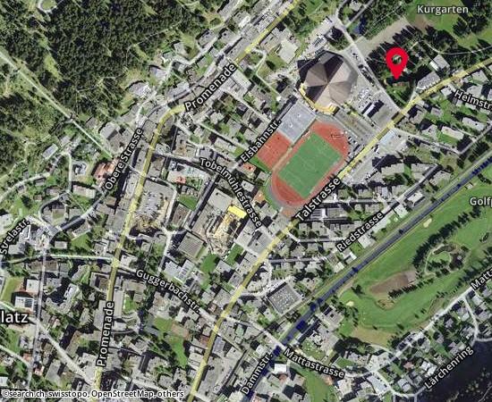 7270 Davos Platz Kurgartenstrasse 7