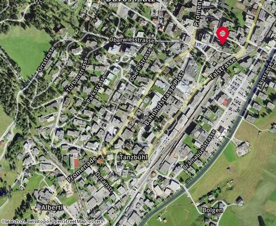 7270 Davos Platz Promenade 102 Haus Central