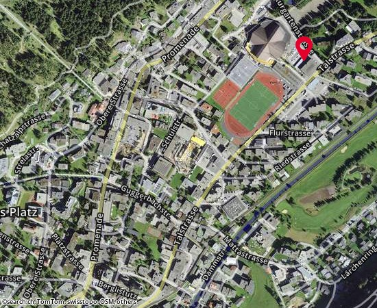 7270 Davos Platz Talstrasse 43