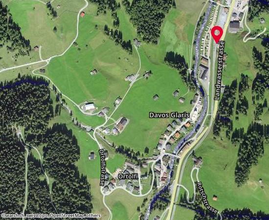7277 Davos Glaris Landwasserstrasse 60