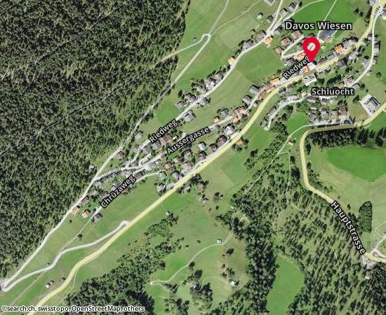 7494 Davos Wiesen Hauptstrasse 18