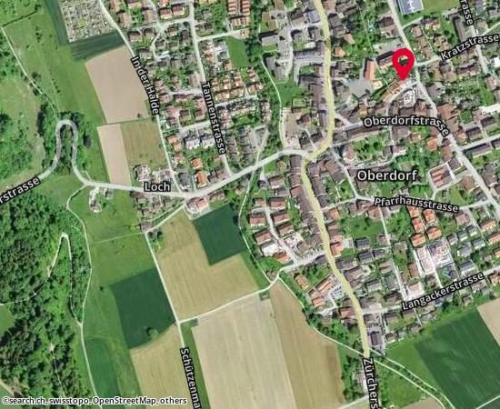 8424 Embrach Jakob Bosshart-Strasse 7