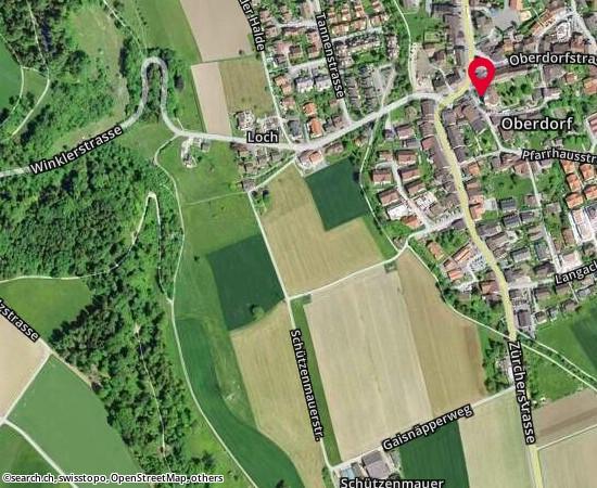 8424 Embrach Reformiertes Kirchgemeindehaus