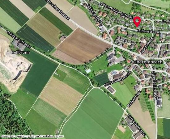 8425 Oberembrach Haldenstrasse 24