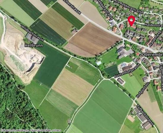 8425 Oberembrach Haldenstrasse 31B